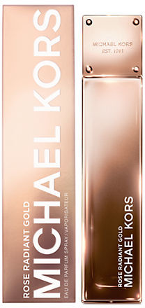 MICHAEL Michael Kors Michael Kors Gold Collection Rose Radiant Gold Eau de Parfum Spray 3.4 oz