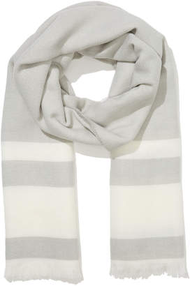 Portmans Bold Stripe Blanket Scarf