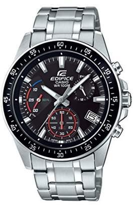 Casio Men's ' Edifice Quartz Stainless Steel Casual Watch