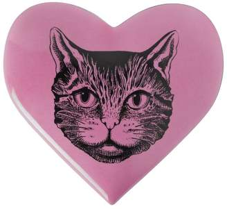 Gucci Porcelain box with Mystic Cat print
