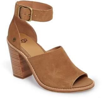 UGG Aja Ankle Strap Sandal