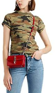 RE/DONE Women's Camouflage Cotton Slim Tee