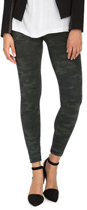 Spanx Printed Seamless Leggings $68 thestylecure.com
