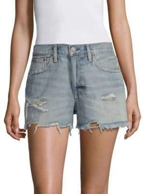 Polo Ralph Lauren Sophia Cutoff Shorts