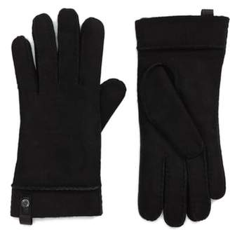 UGG Tenney Genuine Shearling Gloves