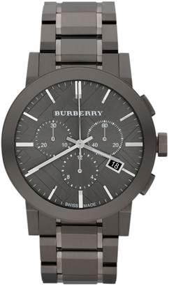 Burberry Men's The City Swiss Quartz Bracelet Watch, 42mm