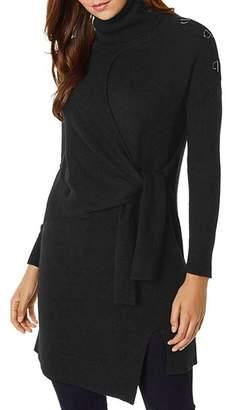 Karen Millen Asymmetric Tie-Front Tunic