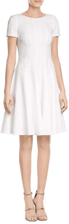 Paule KaPaule Ka Cotton Sheath Dress