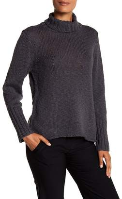 Eileen Fisher Turtleneck Knit Sweater $238 thestylecure.com