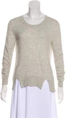 Band Of Outsiders Crew Neck Knit Top