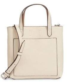 Lord & Taylor Design Lab Textured Crossbody Tote