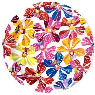 Missoni Flowers Dessert Plate