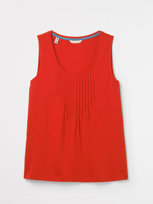 White Stuff Hannah Fairtrade Jersey Vest