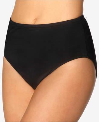 Miraclesuit High-Waist Tummy Control Bikini Bottoms Women Swimsuit
