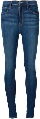 Frame 'Ali' skinny jeans