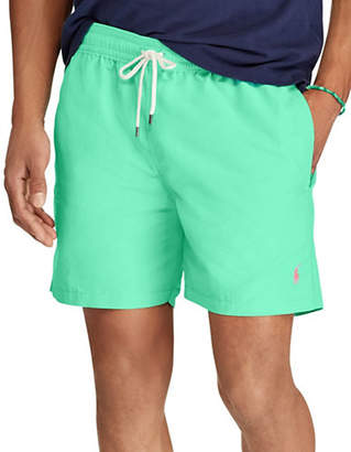 Polo Ralph Lauren Big and Tall Traveler Swim Trunks