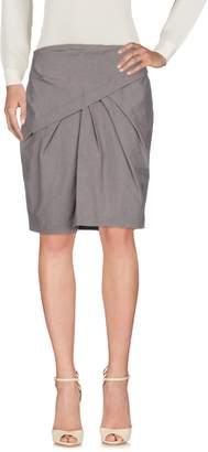 Malloni Knee length skirts