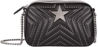 Stella McCartney Mini Stella Star Stud Shoulder Bag