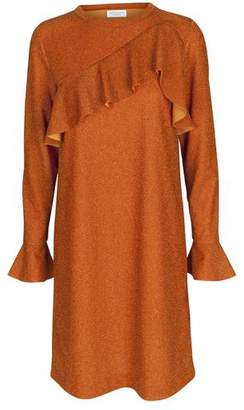 Hofmann Copenhagen - Copper Sorella Dress - 40 - Copper