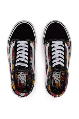 Vans Lux Floral Old Skool Sneaker