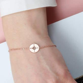 Keepsake Studio Hop Find Your Way Compass Bracelet