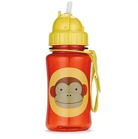 Skip Hop Marshall Monkey Zoo Straw Bottle