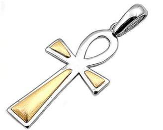 Silver Cross Glitzs 925 Sterling Pendants