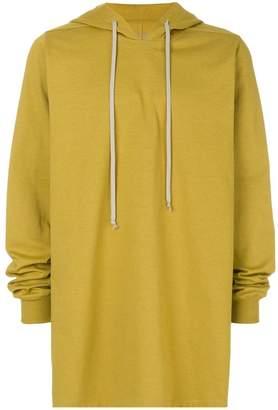 Rick Owens oversized hoodie