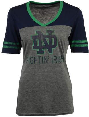 Colosseum Women's Notre Dame Fighting Irish Mctwist T-Shirt