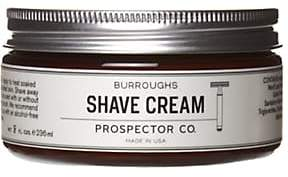 Co Prospector Men's Burroughs Shave Cream