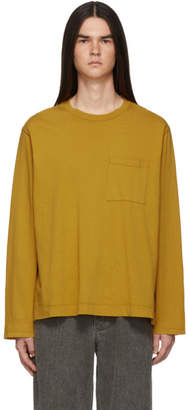 Our Legacy Yellow Box Long Sleeve T-Shirt