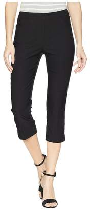 Tribal Stretch Bengaline 22 Pull-On Flatten It Capris Women's Capri