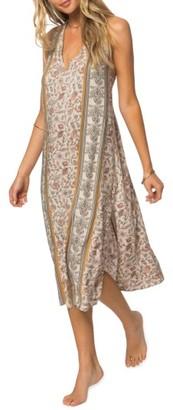 Women's O'Neill Phoenix Print Midi Dress $49.50 thestylecure.com