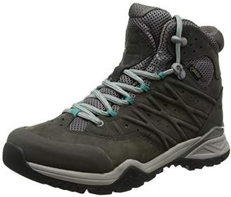 The North Face Women's Hedgehog Hike II Gore-Tex Low Rise Boots, (Q-Silver Grey/Porcelain Green 4fz), 6 (39 EU)