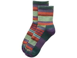 Darn Tough Vermont Sierra Stripe Micro Crew Light Cushion Socks (Toddler/Little Kid/Big Kid)