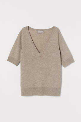 H&M V-neck Cashmere Sweater