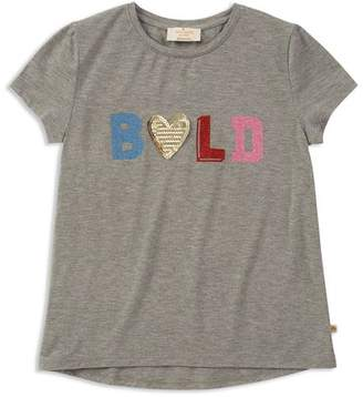 Kate Spade Girls' Embellished Bold Tee - Big Kid