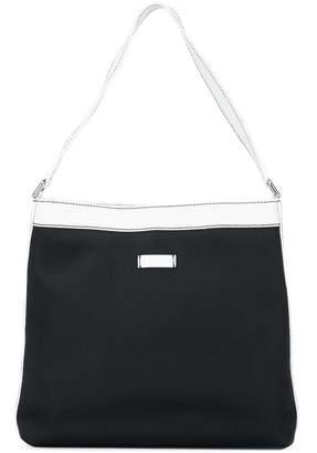 5e59c8984482 Gucci Black Nylon Shoulder Bags - ShopStyle