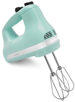 KitchenAid 5-Speed Hand Mixer - Ice Blue