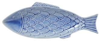 Juliska 'Berry & Thread - Crackle Fish' Ceramic Platter