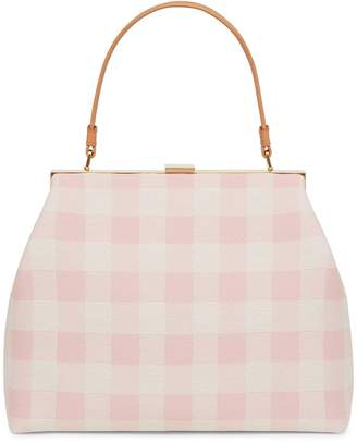 Mansur Gavriel Checker Elegant Bag