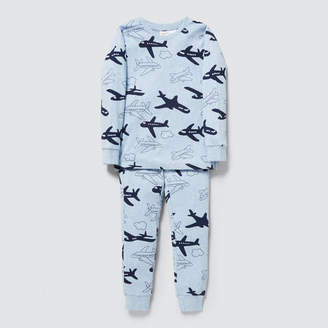 Plane Print Pyjamas