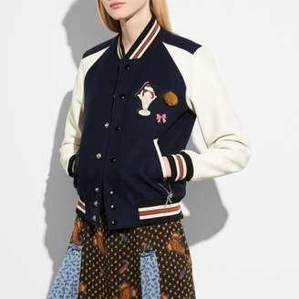 Coach New YorkCoach Varsity Jacket