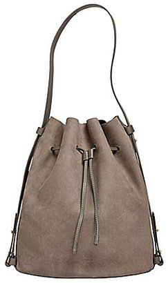 Skagen Mette Bucket Bag $445 thestylecure.com