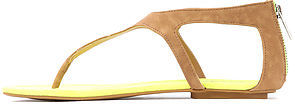 *Sole Boutique The Davies Sandal in Tan