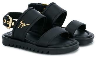 Giuseppe Junior open toe sandals