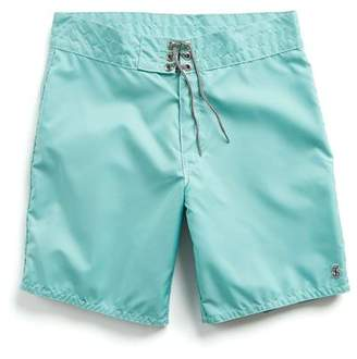 Todd Snyder Birdwell Beach Britches for Exclusive Birdwell Contrast Pocket 311 Board Shorts in Aquamarine