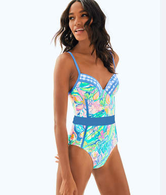 Lilly Pulitzer Palma One Piece Swimsuit