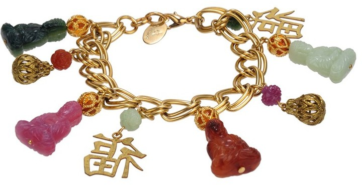 Bee Charming Jewelry Lucky Buddha Bracelet
