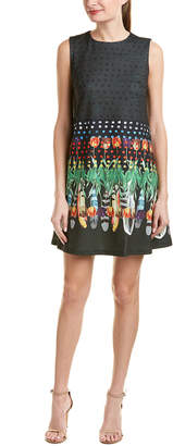 Gracia Shift Dress
